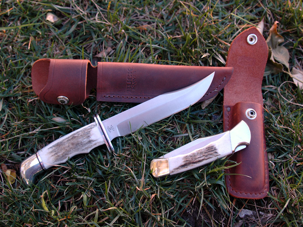 Buck 119 Custom Leather Sheath Related Keywords ...